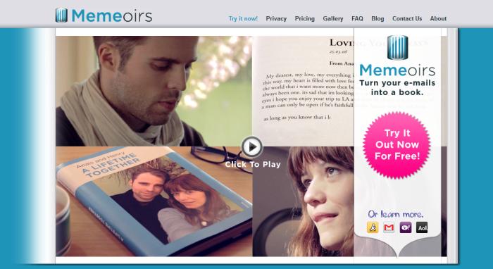 site memeoirs.com