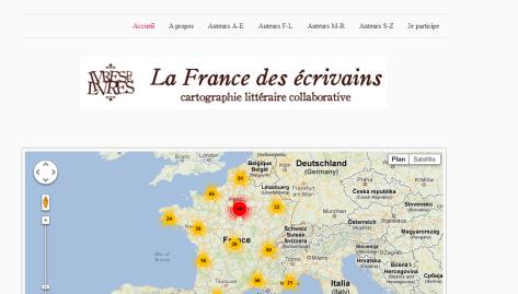 www.cartographie-litteraire.net