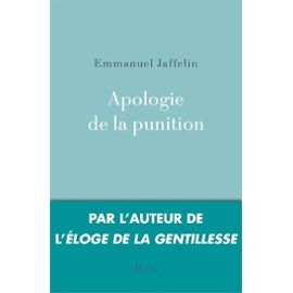 apologie de la punition jaffelin