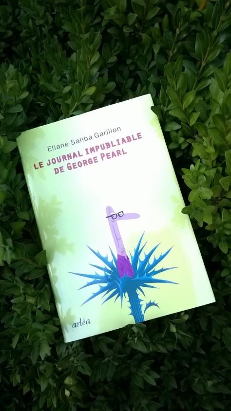 Eliane Saliba Garillon Journal Impubliable de George Pearl arléa