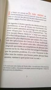 les meilleures citations déprimantes Folio (2)