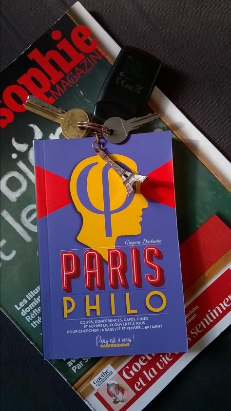 Philosophie Magazine Paris Philo Parigramme