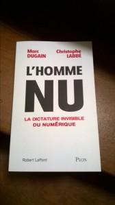 L'Homme Nu Marc Dugain Christophe Labbé
