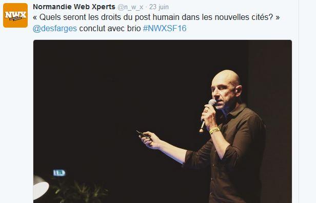 Pascal Desfarges NWXSF16
