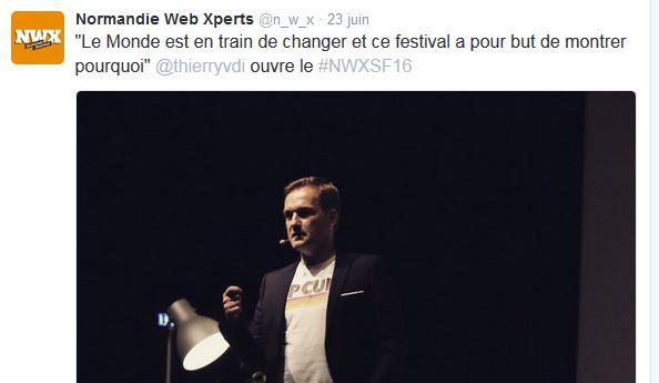 Thierry Samper NWXSF16