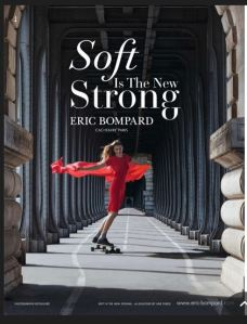 Eric Bompard cachemire publicité 2017 Soft is the new strong