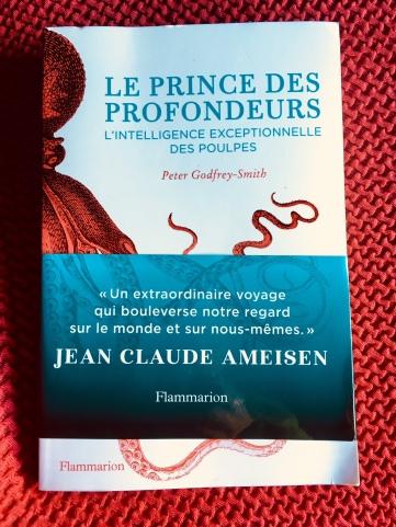 Le Prince des Profondeurs - Peter Godfrey-Smith - L'intelligence exceptionnelle des poulpes