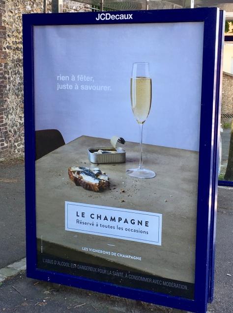 Vignerons de Champagne, luxe, fête, quotidien, Epicure
