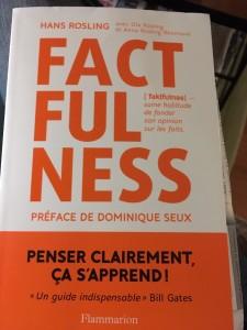 Factfulness, Hans Rosling, Flammarion, raisonner à partir des faits