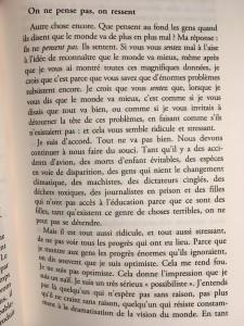 Hans Rosling, Factfulness, Flammarion, extrait