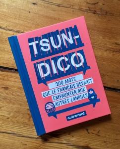 Tsun-Dico Sabine Duhamel Editions Autrement