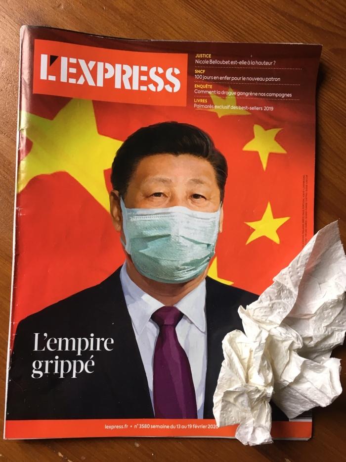 grippé, économie grippée, coronavirus, grippe